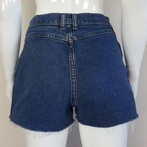 Vintage Lee Cutoff Jean Shorts